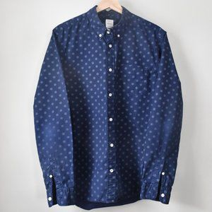 GAP Lived-In Button Down Shirt
